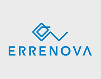 Errenova S.A. —Identity design