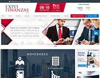 Expo Finanzas - Website