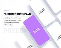 App Presentation Template