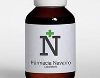 Navarro Pharmacy Branding