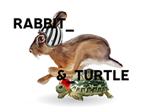 Rabbit and Turtle - Aesopus Tale