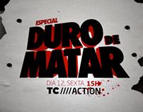 """Especial """" Duro de Matar"""""""