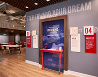 DreamBank Exhibit and Community Space