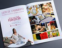 Anúncio Revista Cinco+