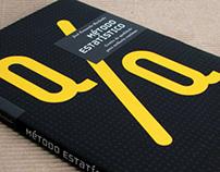 Book Cover - Métodos Estatísticos
