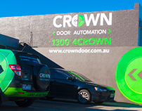 Crown Door Automation