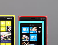Nokia Lumia 800 vs. Nokia Lumia 920