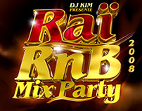 Raï RnB Mix Party 2008
