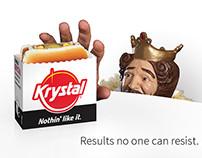 Krystal  QSR Campaign