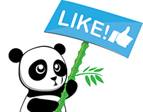 Like and Share Panda (Facebook)