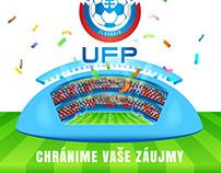 Online postcards for UFP
