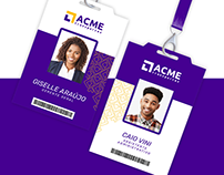 ACME Transportes | Identidade Visual