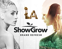 ShowGrow - Brand Refresh