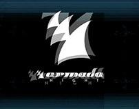Armada Night logo visuals
