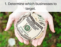 How to Target Businesses for Donations
