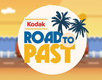 Kodak Road to Past | Branding & Design