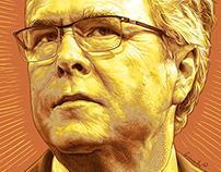 POLITICO mag - Jeb Bush