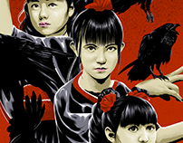 Babymetal Illustrations