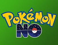 Pokemon GO Animation: Pokemon NO