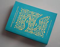 BOOK COVER / Islamic Institute