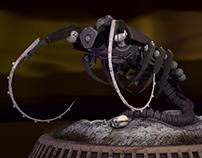 Nekron Wraith