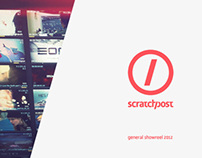 scratch/post showreel 2012