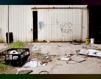 Abandoned Auto Shop
