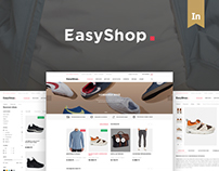 EasyShop - Fashion Online Store