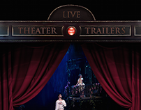 Claro - Live theater trailers