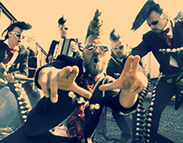Leningrad Cowboys - Machine Gun Blues