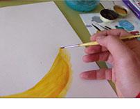 Postcards / Graphic Design and Illustration