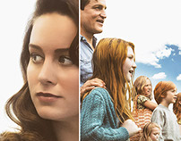 The Glass Castle Poster Design