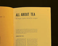 The Tea Project Document
