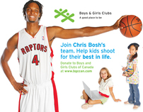 Boys and Girls Clubs of Canada Ad Campaign
