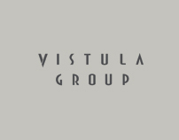 Vistula Group webdesign