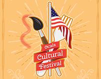 Ocala Cultural Festival Poster