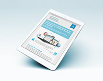 Diseño de newsletter Tecnopreven