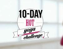 Yoga Challenge Videos