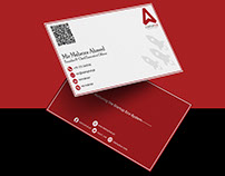 Startup Hub Business Card