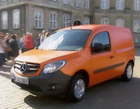 DW-TV - Mercedes Citan