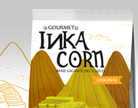 Inka Corn l Packaging Re-design