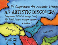 An Artistic Discovery Promotion