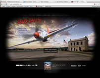George Lucas - Digital experience for Red Tails