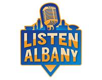 Listen Albany Logo