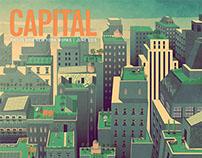 Capital New York Magazine - June cover