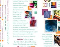 Calendar Brochure Design