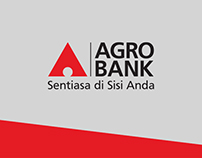 Agro Bank Corporate Ads Concept