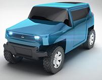 Agrale Marruá Mk2 Concept