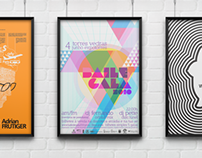 Poster series 2009/2012