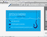 Personal Logo & Business Cards